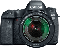 Canon EOS 6D Mark II + 24-105 mm f/3.5-5.6 IS STM