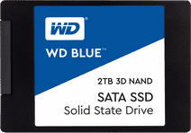 WD Blue 3D NAND, 2,5 Zoll, 2 TB