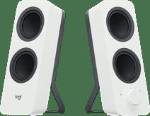 Logitech Z207 Bluetooth PC-Lautsprecher - Weiß