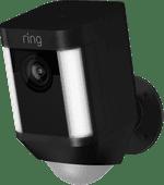 Ring Spotlight Cam Battery Schwarz