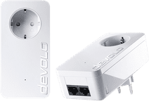 Devolo dLAN 1000 duo+ 1000 Mbit/s 2 Adapter (kein WLAN)