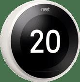Google Nest Learning Thermostat V3 Premium Weiß