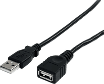 StarTech USB 2.0 Verlängerungskabel 1,8 Meter