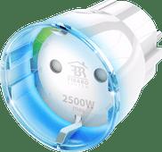Fibaro-Wandstecker Typ F (Apple HomeKit)