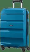 American Tourister Bon Air Spinner 75 cm Seaport Blau