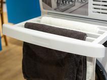Zwischenbaurahmen WPRO SKP101 für alle Waschmaschinen und Trockner