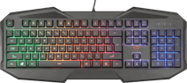 Trust GXT 830RW Avonn Gaming Tastatur QWERTZ
