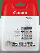 Canon PGI-580 / CLI-581 Patronen Kombipack