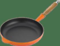 Le Creuset Gusseisen-Bratpfanne 28 cm Orangerot