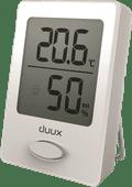 Duux Sense Hygrometer und Thermometer Weiß