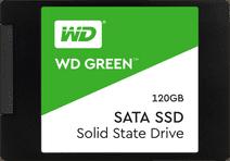 WD Green 2,5 Zoll, 120 GB