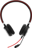 Jabra Evolve 40 MS Stereo kabelgebundenes Usb-A-Office-Headset