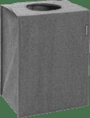 Brabantia Wäschetasche 55 Liter rechteckig - Pepper Black