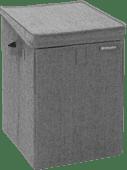 Brabantia stapelbare Wäschebox 35 Liter - Pepper Black