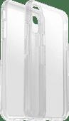Otterbox Symmetry Clear Apple iPhone XS Max Rückseite transparent