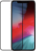 Azuri gehärtetes Glas Apple iPhone Xs Max / 11 Pro Max Displayschutzglas Schwarz