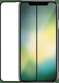 Azuri Fall freundlich Apple iPhone 11 / Xr Displayschutzfolie Glas Schwarz