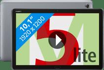 Huawei MediaPad M5 Lite 10.1 32 GB WLAN Grau