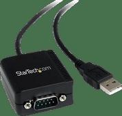 StarTech USB auf RS232 DB9 Serieller Kabeladapter mit COM