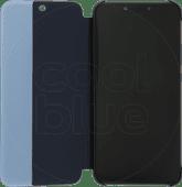 Huawei Mate 20 Lite Flip View Abdeckung Blau