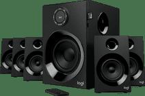 Logitech Z607 5.1 Surround Sound System PC-Lautsprecher Bluetooth