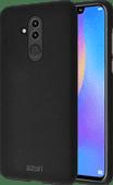 Azuri Flexibler Sand Huawei Mate 20 Lite Rückseite Schwarz