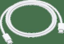 Apple USB-C- nach USB-C-Kabel 1 m Kunststoff Weiß