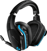 Gaming-Headset Logitech G935 Wireless 7.1 Surround Sound Lightsync