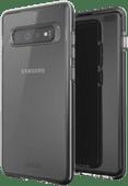 GEAR4 D3O Piccadilly Samsung Galaxy S10 Plus Rückseite Schwarz