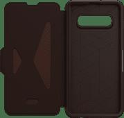 OtterBox Strada Samsung Galaxy S10 Plus Bücherregal Braun