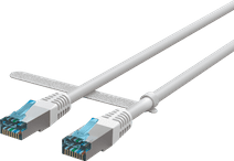 BlueBuilt Netzwerkkabel FTP CAT6 15 Meter Weiß