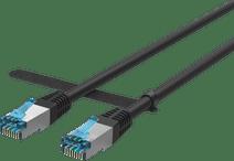 BlueBuilt Netzwerkkabel FTP CAT6 3 Meter Schwarz