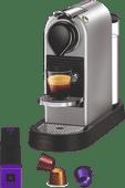Krups Nespresso Citiz XN741B Silber
