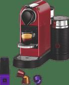 Krups Nespresso Citiz & Milk XN7615 Kirschrot