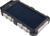 Xtorm Robust Charger Solar Power Bank 10.000 mAh Schwarz