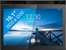 Lenovo Tab P10 64 GB WLAN + 4G Schwarz