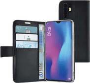 Azuri Brieftasche Magnet Huawei P30 Pro Book Case Schwarz