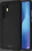 Azuri Flexibler Sand Huawei P30 Pro Rückseite Schwarz