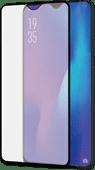 Azuri gebogenes gehärtetes Glas Huawei P30 Pro Displayschutzglas Schwarz