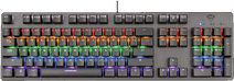 Trust GXT865 Asta mechanische Gaming Tastatur