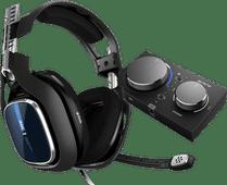 Astro A40 TR Schwarz + MixAmp Pro TR PS4