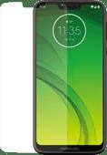 Azuri gehärtetes Glas Motorola Moto G7 Power Displayschutzglas