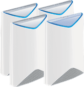 Netgear Orbi Pro Multiroom WLAN 4er-Pack