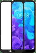 Azuri Rinox Huawei Y5 (2019) Displayschutzfolie Gehärtetes Glas Schwarz
