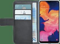 Azuri Wallet Magnet Samsung Galaxy A10 Book Case Schwarz