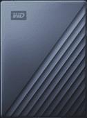 WD My Passport Ultra 2 TB Blau