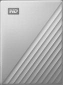 WD My Passport Ultra 2 TB Silber