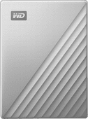 WD My Passport Ultra 4 TB Silber