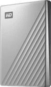 WD My Passport Ultra for Mac 4 TB Silver