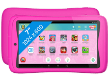 Kurio Tab Connect Studio 100 7 Zoll 16 GB WLAN Rosa